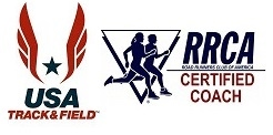 USA Track and Field - RRCA certified coaches
